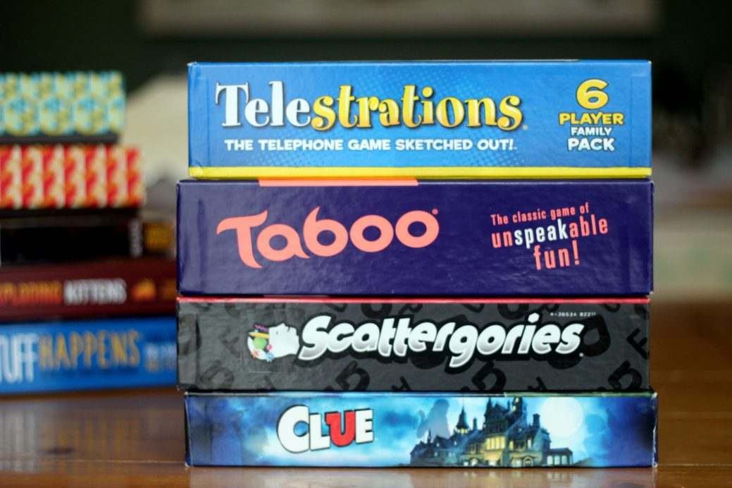 Les jeux de société...une façon de rester connecté en temps de pandémie. Acadie Nouvelle: Allison Roy