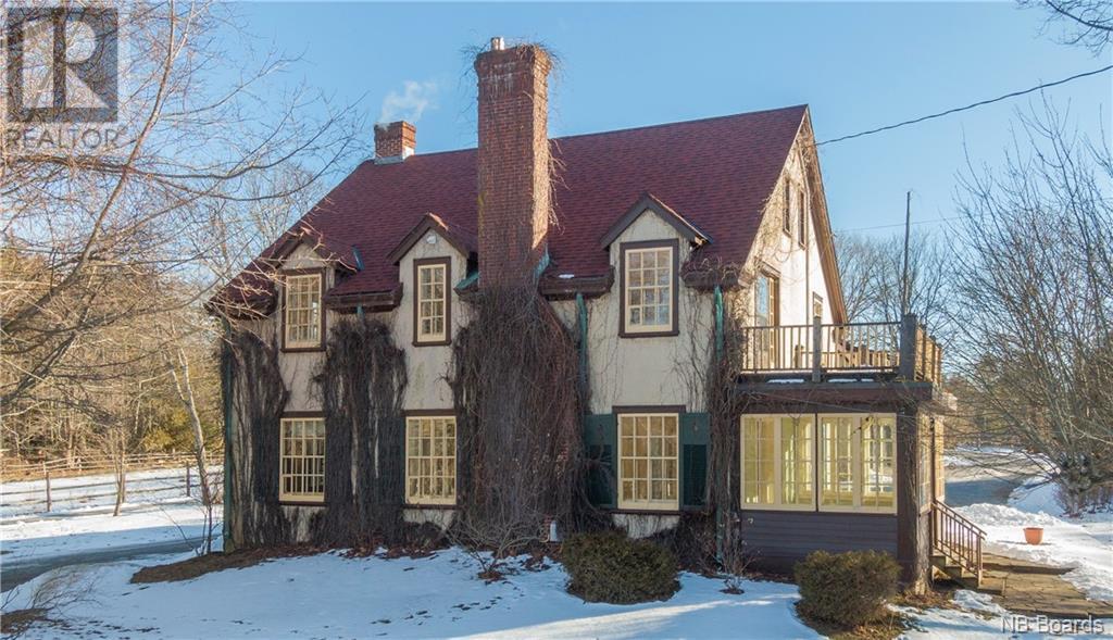 La luxueuse maison de Dennis Oland qui est située à Rothesay est désormais à vendre. - Gracieuseté