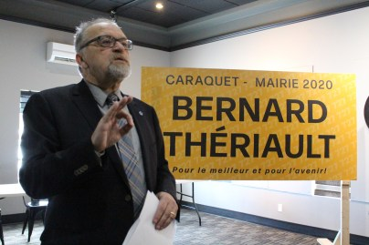 Bernard Thériault - Archives