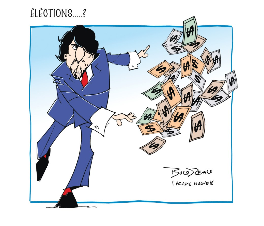Caricature, 22 avril 2021