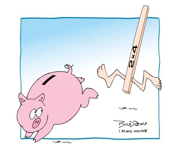 Caricature, 12 mai 2021