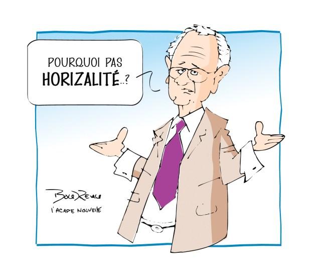 Caricature, 21 mai 2021