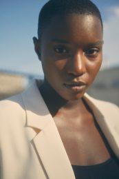 Sarahmée, la rappeuse québécoise d'origine sénégalaise. - Gracieuseté: Alexis Belhumeur