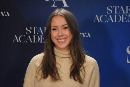 Michaelle Bibeau a pris part aux auditions de Star Académie à Moncton. - Acadie Nouvelle: Sylvie Mousseau