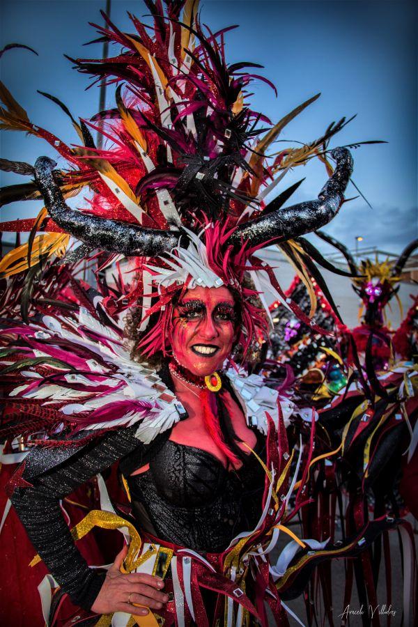 Carnaval - Araceli Villodres