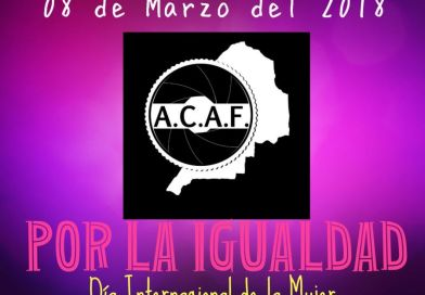 ACAF se solidariza con la huelga del 8-M