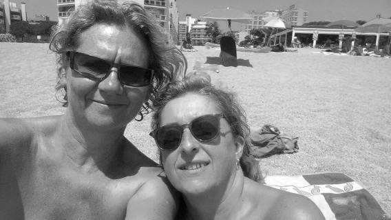 Día de playa - Mari Paz Rodríguez Quintana