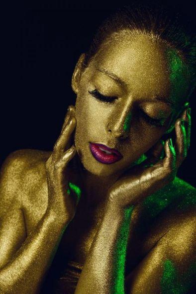La chica de oro - Jonatan Justícia