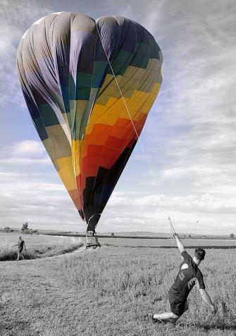 L'aterratge - Mariano Perez Mir