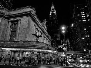 New York Night - Juan Pedro Gómez