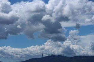 Nubes en blanco y negro - Mari Paz Rodriguez