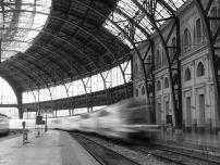 Tren Fantasma- Juan Carlos Jimenez