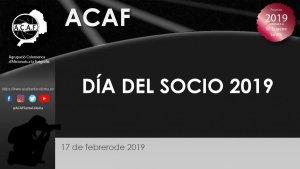 Día del socio: Comida y entrega de premios @ Centro Aragonés