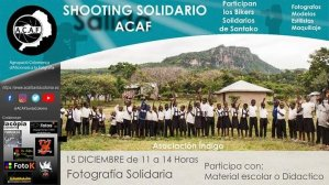 Shooting solidario @ Parc de Can Zam