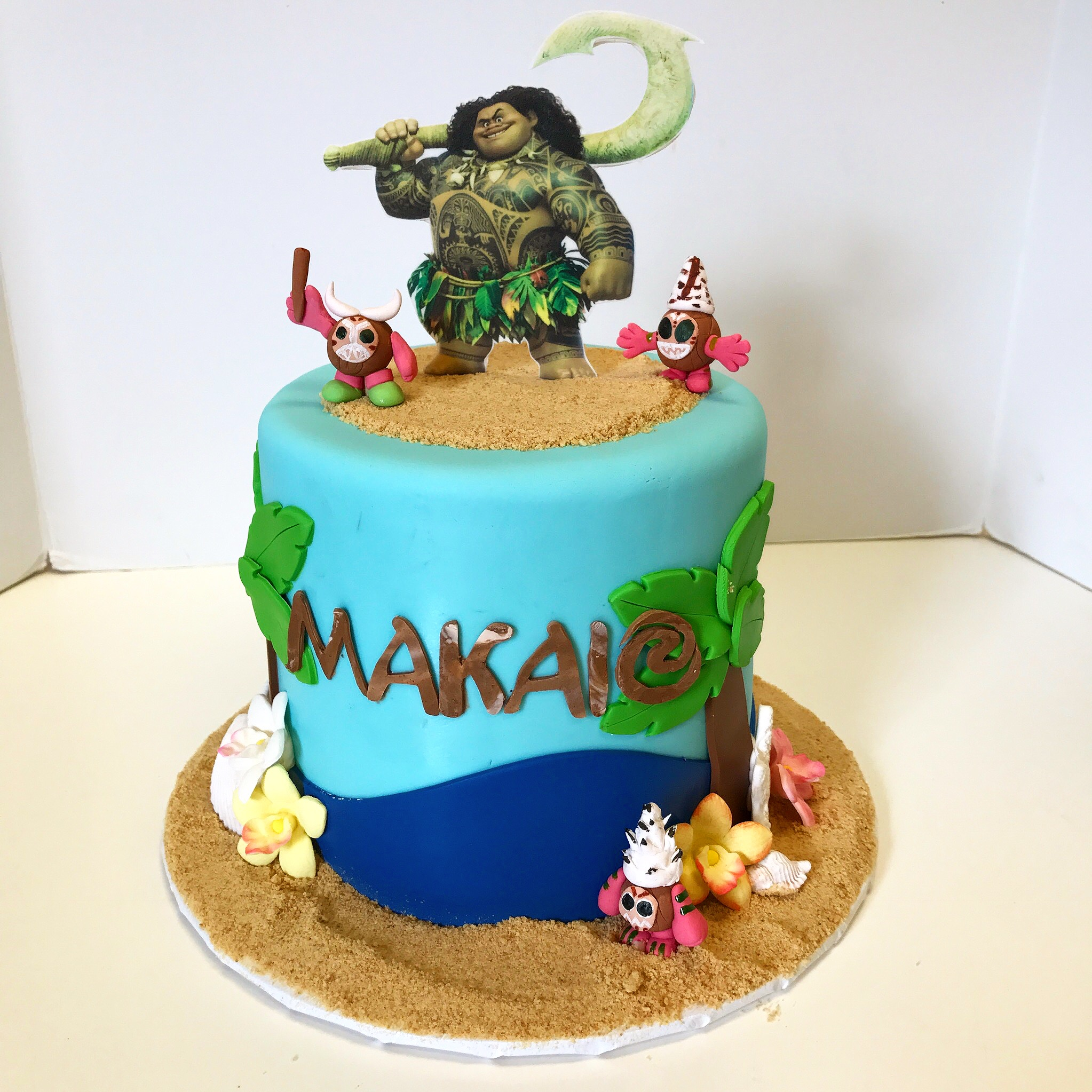 Purple Unicorn Cake Smash