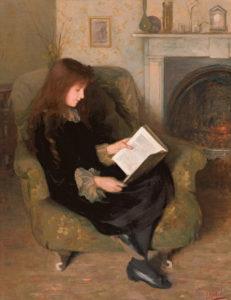 Florence Fuller. 1900