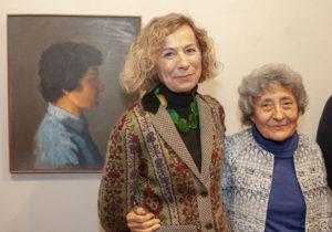 Fina Mantiñán e Rosario Sarmiento