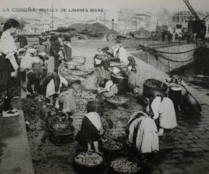 Vendedoras de peixe