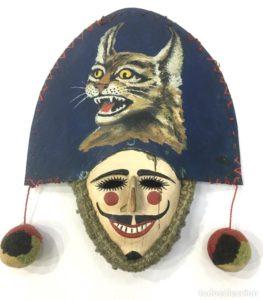 Máscara entroido