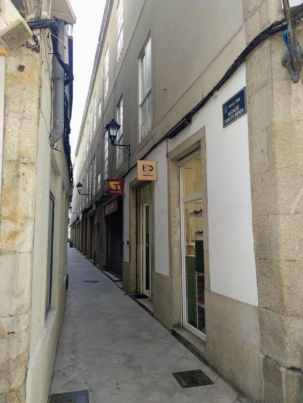 Rúa Canuto Berea