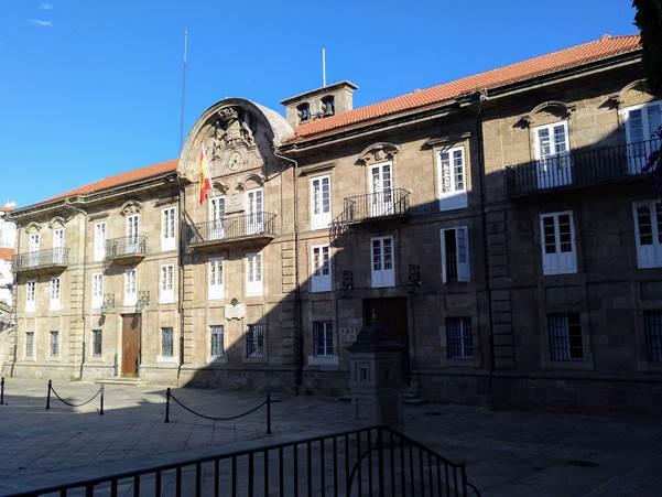 Edificio Capitanía Militar