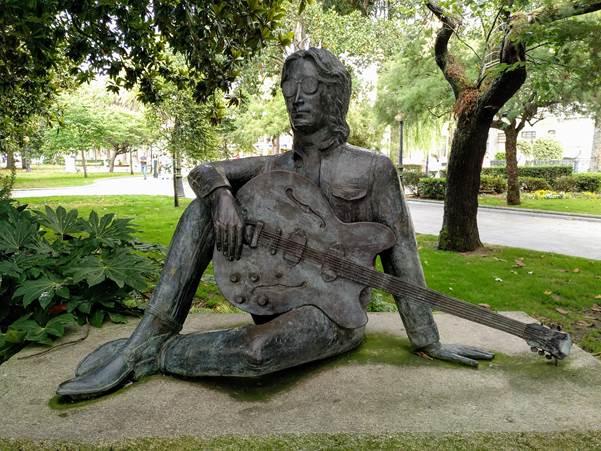 Monumento John Lennon