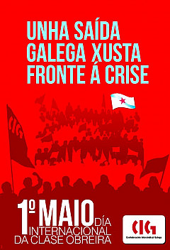 Saída galega xusta fronte á crise
