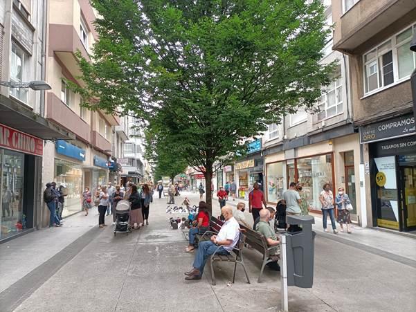 Rúa Barcelona