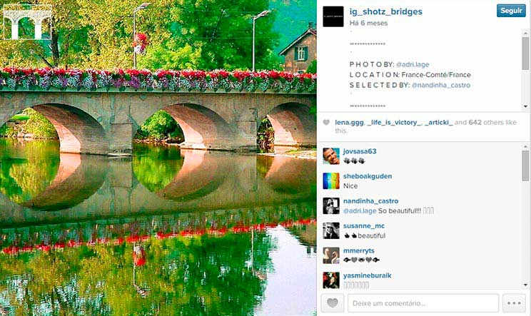 Ig Shotz Bridges, Alsácia