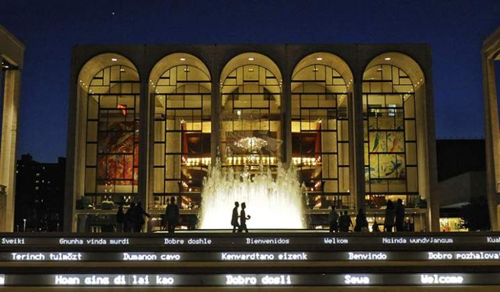 Teatros mais bonitos do mundo: Metropolitan Opera House, Nova York