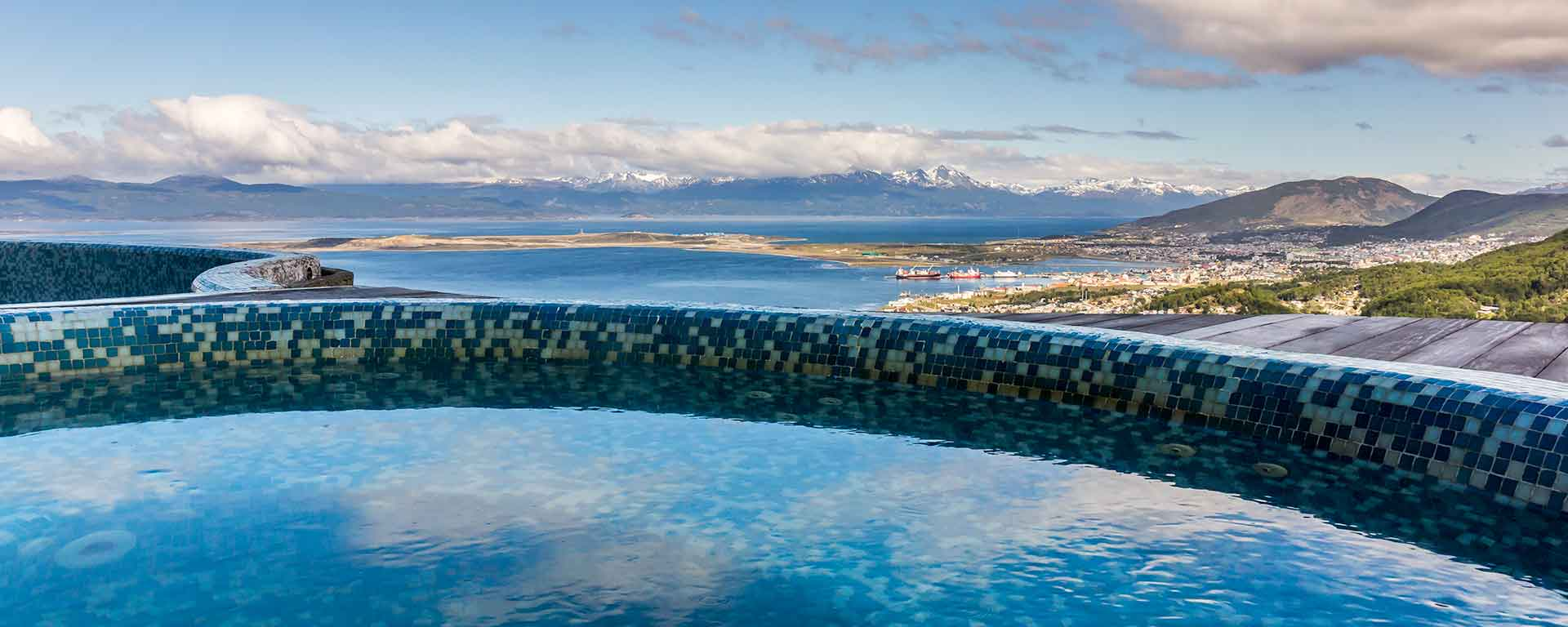 Arakur Ushuaia Resort & SPA, o hotel no fim do mundo