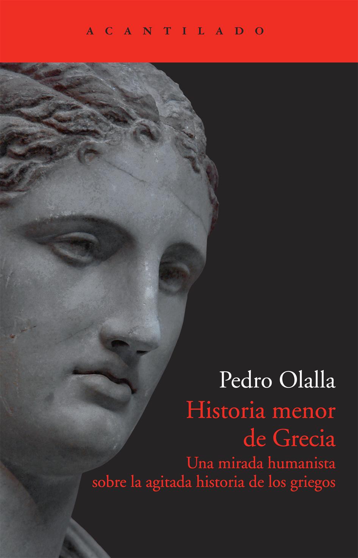 Resultado de imagen de pedro olalla historia grecia