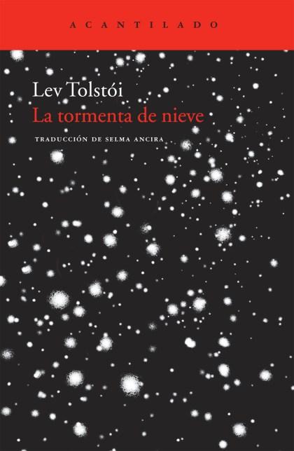 Resultado de imagen de La tormenta de nieve Lev N. Tolstói