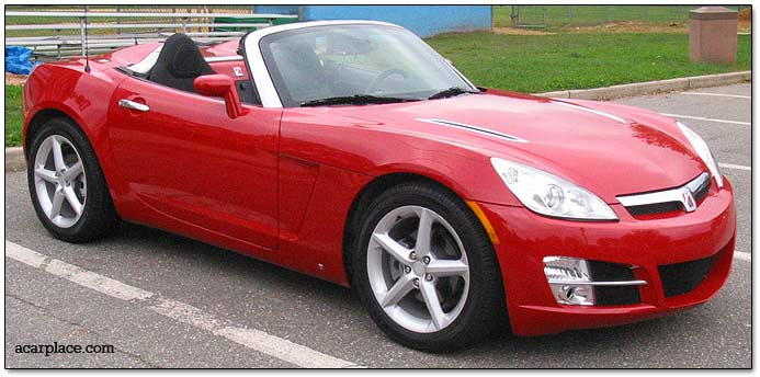 Saturn Sky car reviews
