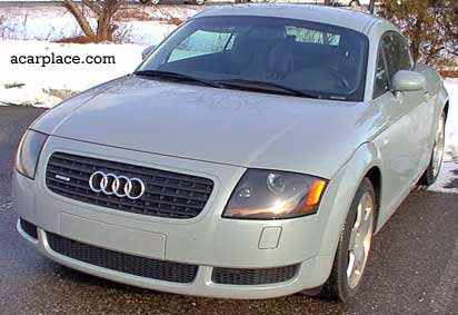 Audi TT car reviews