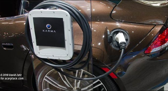 karma fuel display