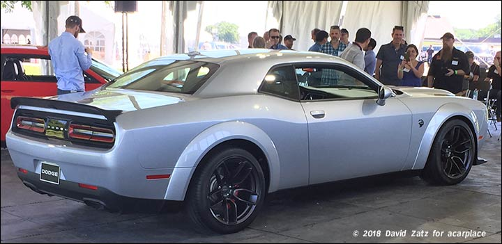 Dodge Does It Again Unlimited Production 797 Hp Hellcat Cars