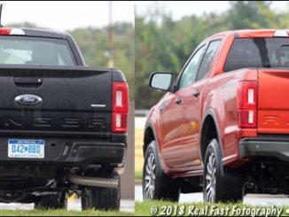 2019 ford ranger tailgates