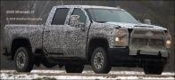 Tomorrow's Chevy Silverados and GMC Sierra 2500, today