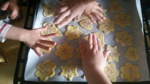 biscottini divertenti ricetta bimby