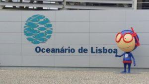 Oceanario Lisbona