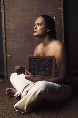 Abhinay Vaddi as Srinivasa Ramanujan