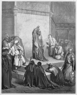 King David's Grief When Absalom Died
