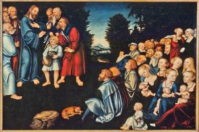 Saturday, 2/11/17 - Jesus' Stone Soup