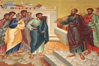 Thursday, 1/26/17 - Memorial of Saints Timothy and Titus