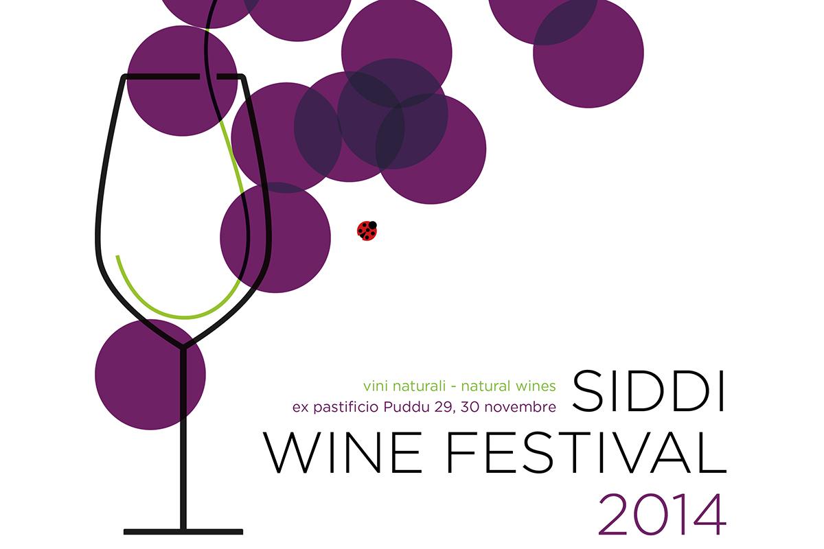 Siddi Wine Festival 2014: il Poster