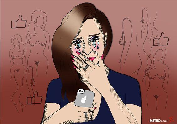 Subire inconsapevolmente violenza: il revenge porn su Telegram
