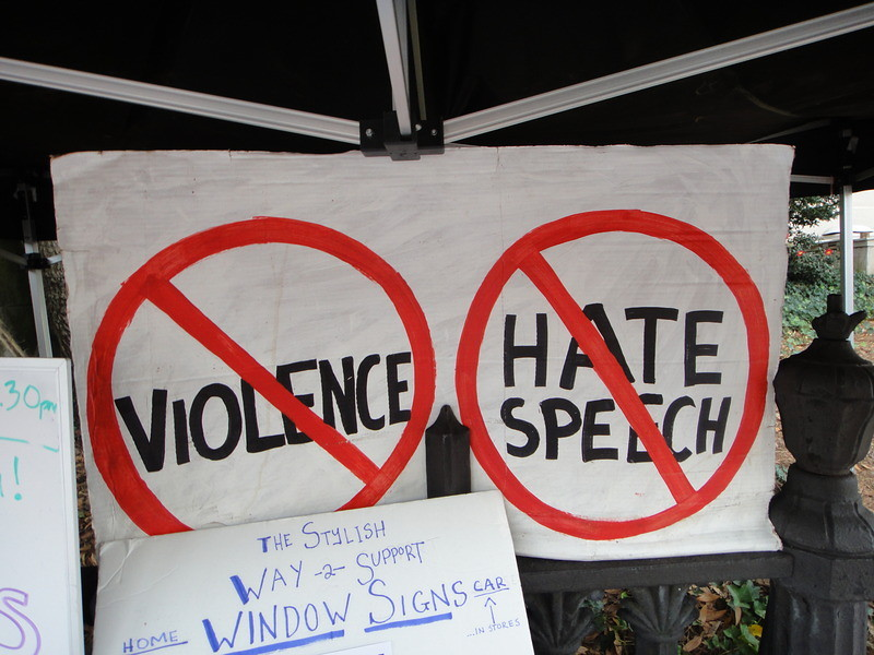 hate speech hate group