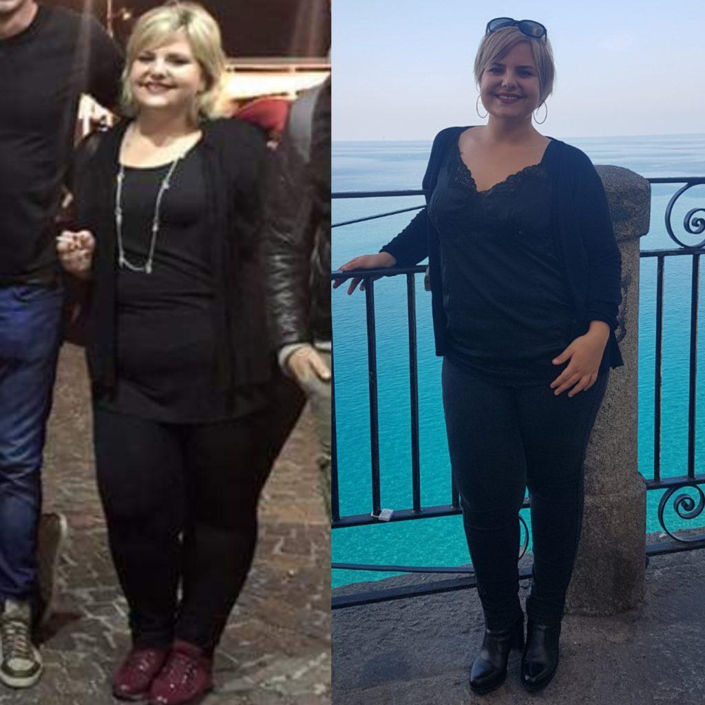 come perdere 25 kg in un mese