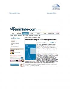 Alfemminile.com
